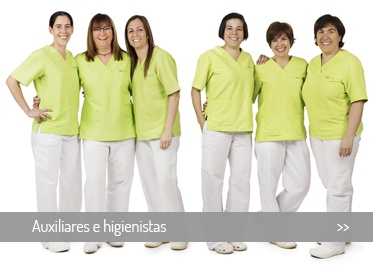 auxiliars i higienistes dentals centre dental castellsagué ES 2016