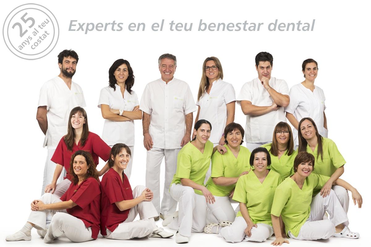 professionals centre dental castellsagué 2016 CAT