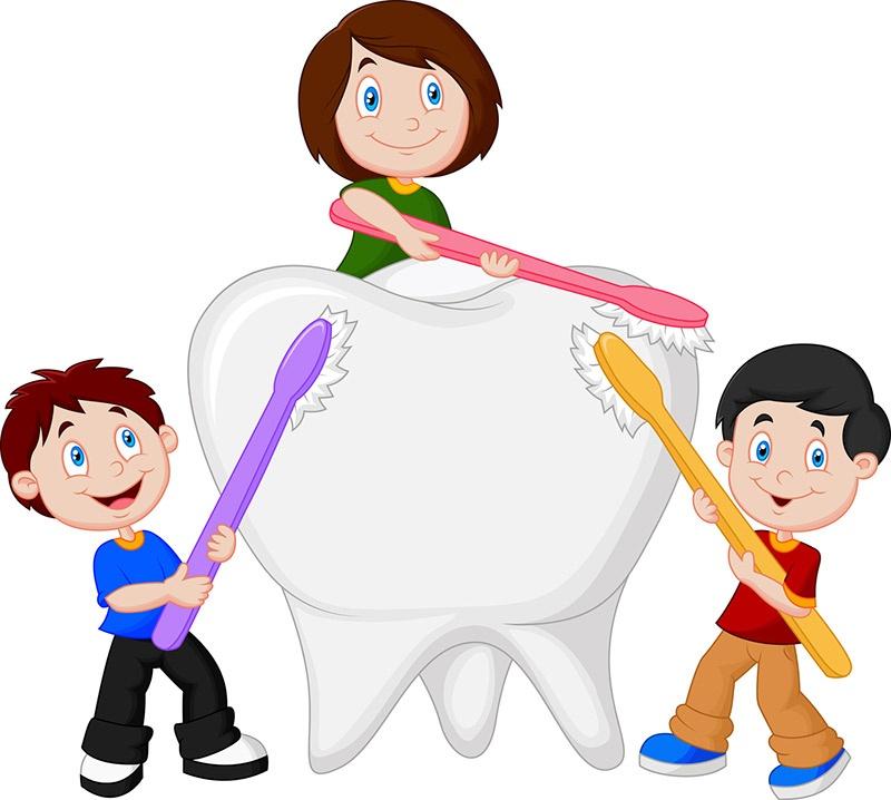 Odontología preventiva e higiene dental para niños y niñas