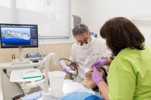 escàner intraoral iTero 3D