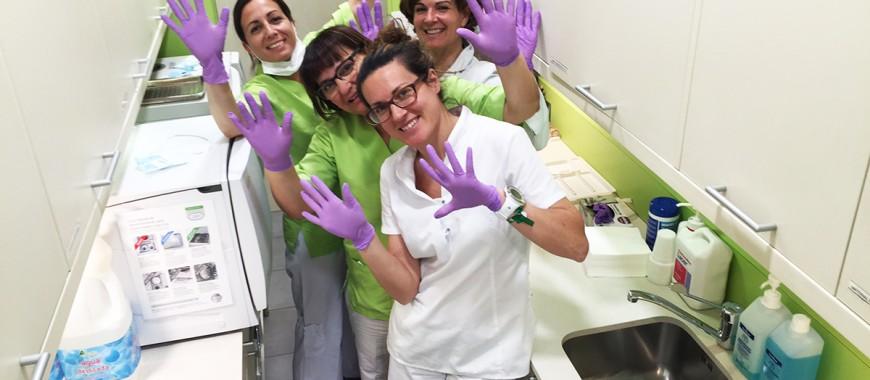 dia mundial higiene mans