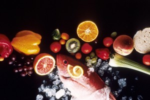 fruita verdura i peix salut bucodental clínica dental granollers