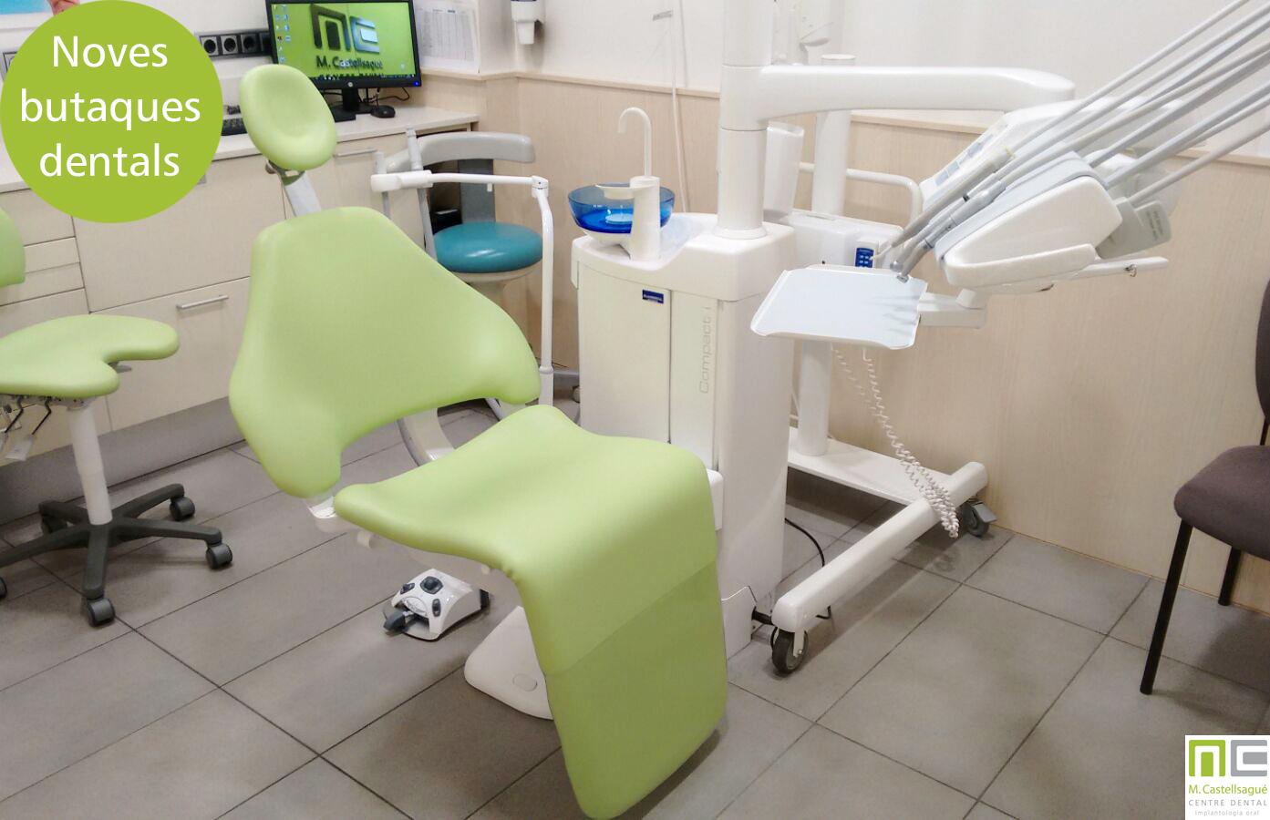 Nuevos equipamientos dentales en el Centre Dental M. Castellsagué 0