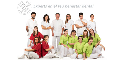 Sobre Nosaltres | Centre Dental Castellsagué
