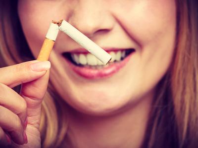 Efectes del tabac en la salut oral 1