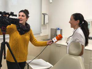 VOTV entrevista la Dra. Jofré sobre la Prevención del Cáncer Oral 0
