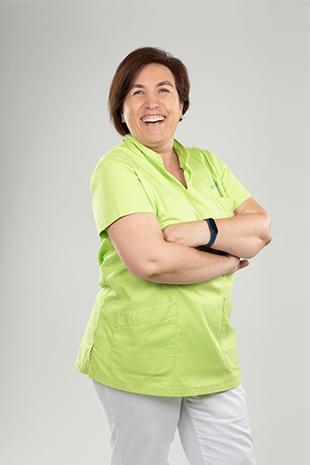 Eva Jofré Puigcorbé Higienista i Auxiliar 0