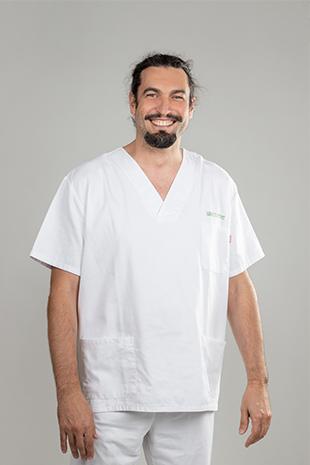 Oscar Gómez Miñarro Periodontòleg 0